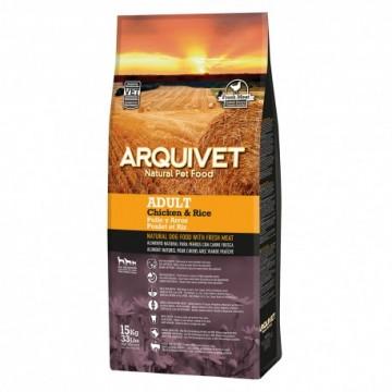 Arquivet Dog Adult / Pollo Y Arroz 15 Kg