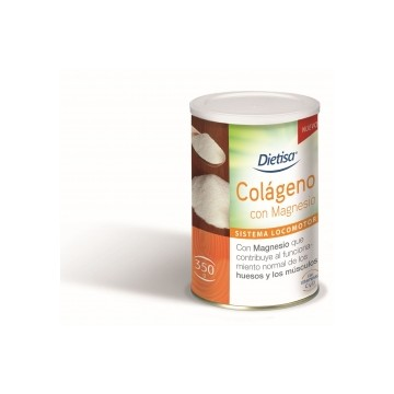 Colageno con Magnesio 350 Grs.