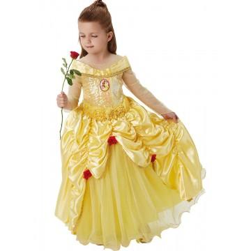 Disfraz Princesa Bella Infantil Premium de Disney
