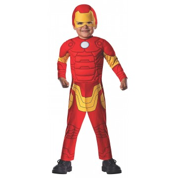 Disfraz de Iron Man Preschool licencia Marvel.