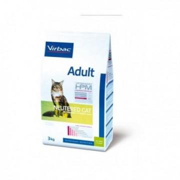 Adult neutered cat 3 kg hpm