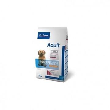 Adult neut. dog 3 kg small & toy hpm