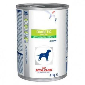 Canine diabetic special low car 12x410gr