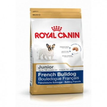 Bulldog frances junior 1 kg.