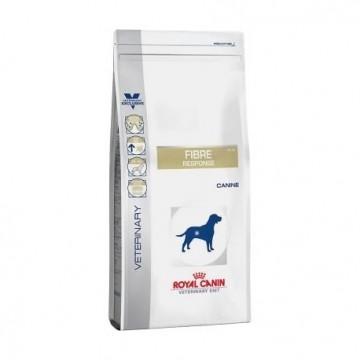 Canine fibre response 14 kg.