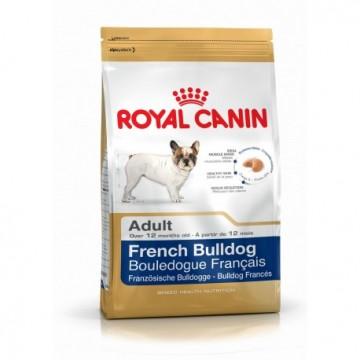Bulldog frances adult 9 kg.