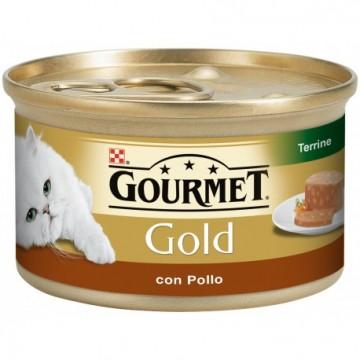 Gourmet gold terrine  pollo  24 x 85g