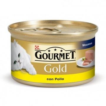 Gourmet gold mouse pollo 24x85 gr