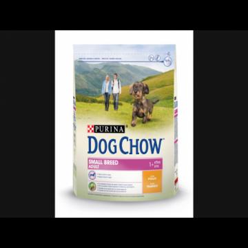 Dog chow small adul pll 2,5 kg