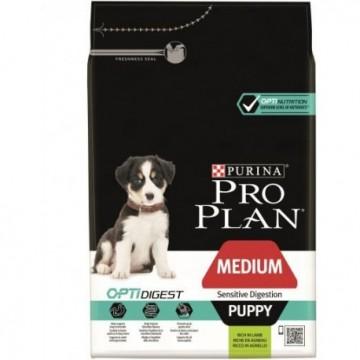 Proplan canine puppy medium digest cord 12 kg