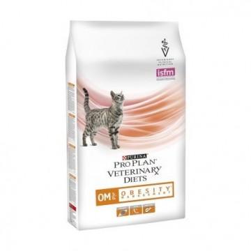 Proplan diet feline om obesity 1,5 kg
