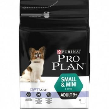 Proplan canine adult mini 9+ age 3 kg