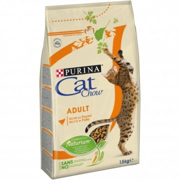 Cat chow adult pollo y pavo 1,5 kg