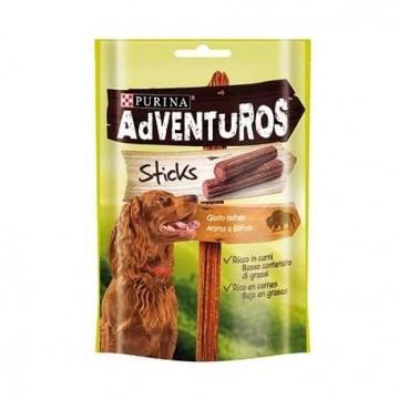 Adventuros sticks 6 x 120 gr