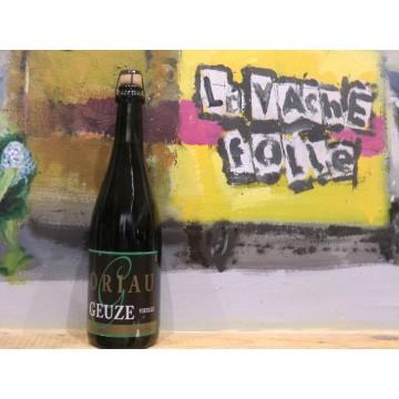 Cerveza Boon Moriau Oude Geuze Vielle 75cl