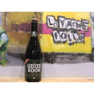 Cerveza Boon Oude Geuze a l´ancienne 75cl 2013-2014