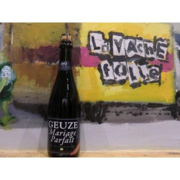 Cerveza Boon Mariage Parfait 75cl 2012