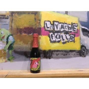 Cerveza Mikkeller Raspberry Quadrupel Bourbon BA 37.5cl