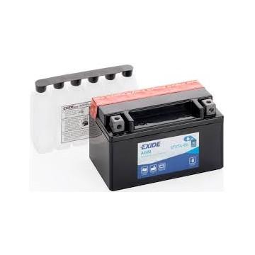 Bateria Moto AGM EXIDE 6AH 90A
