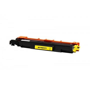 BROTHER TN247/TN243 AMARILLO CARTUCHO DE TONER GENERICO