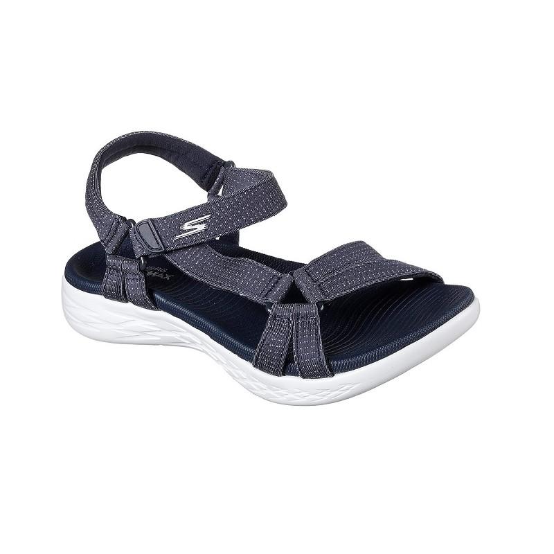 Sandalia Skechers On-The-Go 600 15316 NVY
