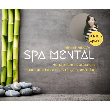 Spa Mental online. Inscripción mensual.