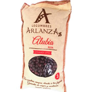 ALUBIA ROJA ARLANZA