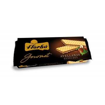 WAFER AVELLANAS, PAQUETE 185 GRS.