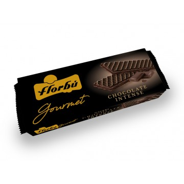 WAFER CHOCOLATE INTENSO, PAQUETE 185 GRS.