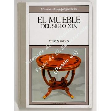EL MUEBLE DEL SIGLO XIX (III) - OTROS PAÍSES