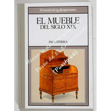 EL MUEBLE DEL SIGLO XIX (I) - INGLATERRA