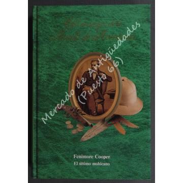 El último mohicano - Fenimore Cooper
