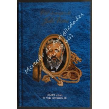 20.000 leguas de viaje submarino (I) - Julio Verne