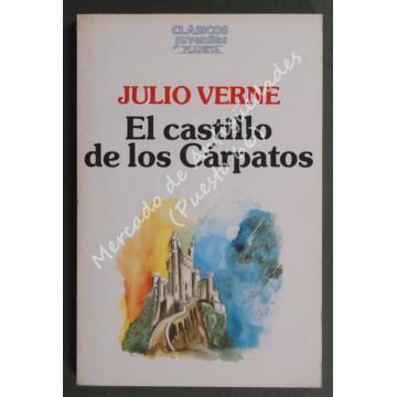 El castillo de los Cárpatos - Julio Verne