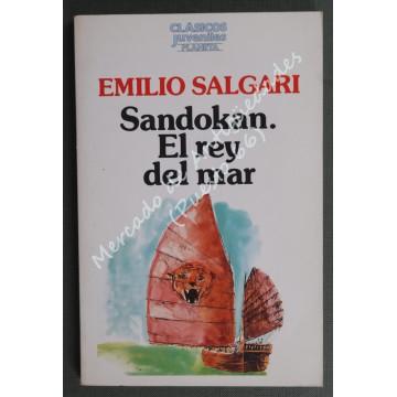 Sandokán, El rey del mar - Emilio Salgari