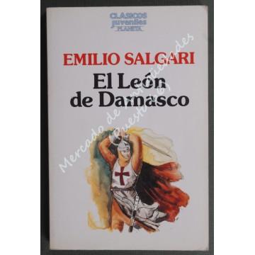 El León de Damasco - Emilio Salgari