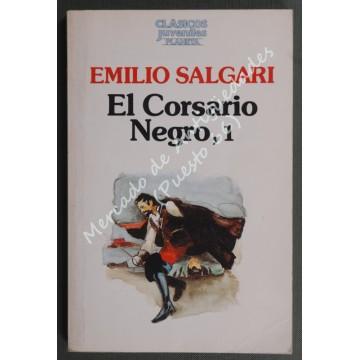 El Corsario Negro, 1 - Emilio Salgari