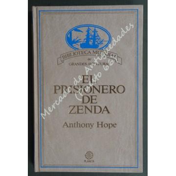 EL PRISIONERO DE ZENDA - Anthony Hope