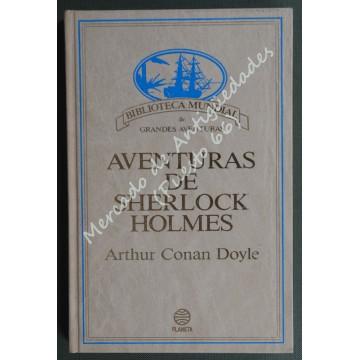 AVENTURAS DE SHERLOCK HOLMES - Arthur Conan Doyle