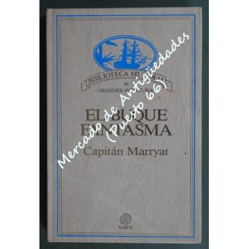 EL BUQUE FANTASMA - Capitán Marryat