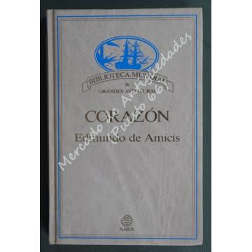 CORAZÓN - Edmundo de Amicis