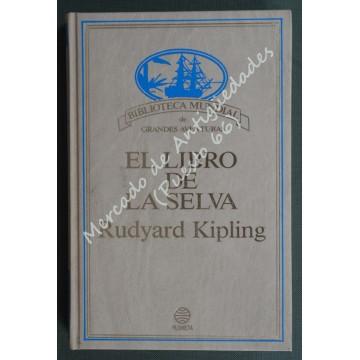 EL LIBRO DE LA SELVA - Rudyard Kipling