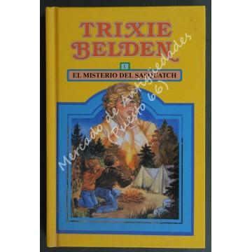 TRIXIE BELDEN 1 - EL MISTERIO DEL SASQUATCH