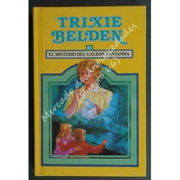 TRIXIE BELDEN 3 - EL MISTERIO DEL GALEÓN FANTASMA