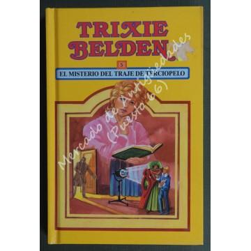TRIXIE BELDEN 5 - EL MISTERIO DEL TRAJE DE TERCIOPELO