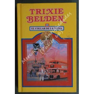 TRIXIE BELDEN 12 - EL COLLAR DE LA REINA