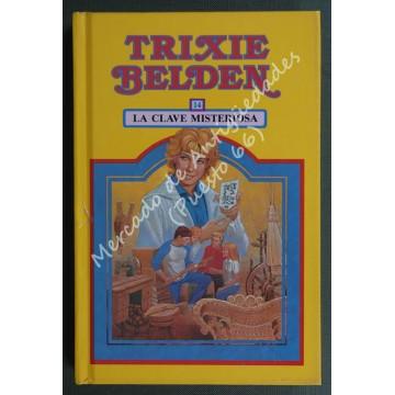 TRIXIE BELDEN 14 - LA CLAVE MISTERIOSA