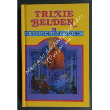 TRIXIE BELDEN 15 - EL MISTERIO DEL CEMENTERIO INDIO