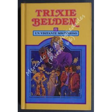 TRIXIE BELDEN 17 - UN VISITANTE MISTERIOSO