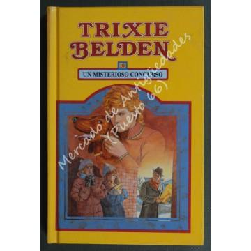 TRIXIE BELDEN 19 - UN MISTERIOSO CONCURSO